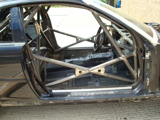 Safety Devices Bmw 3 Series E46 Full Weld In Roll Cage