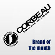 Corbeau Road And Racing seats - Our brand of the month