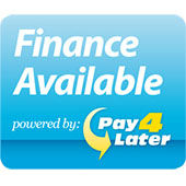 Pay4Later finance now available on our huge range of products