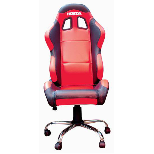 bike-it honda paddock office chair - gsm sport seats