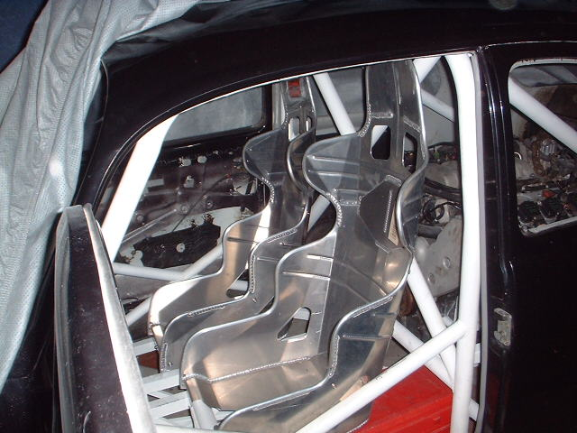 Aluminium Racing Seats