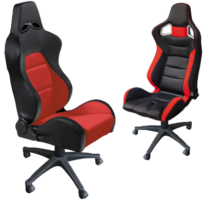 Auto Racing Seat on Auto Style Racing Office Seats   Inspired By Racing Car Designs