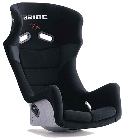 Bride bucket seats and seat frame kits