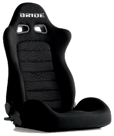 Bride reclining and adjustable sport seats