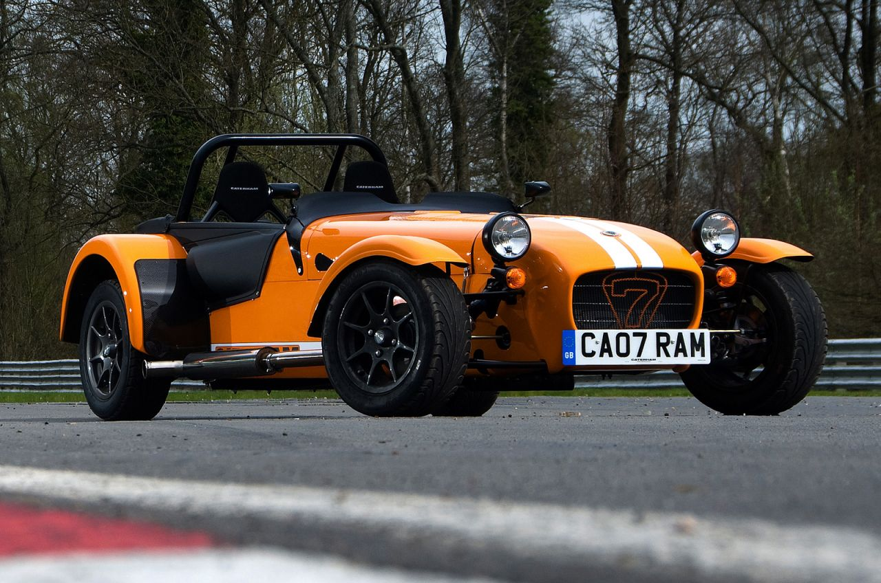 Caterham harnesses and harness systems from Corbeau and Schroth