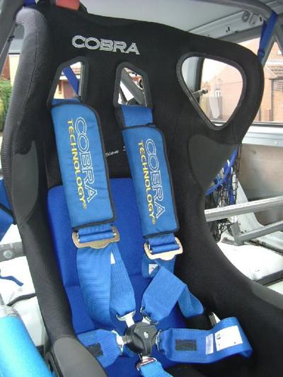 Cobra Racing Fia Bucket Seats Motorsport Competition
