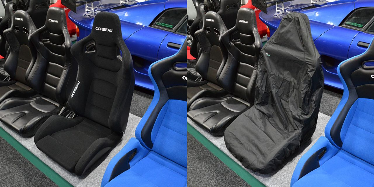 Corbeau Seat Covers Images