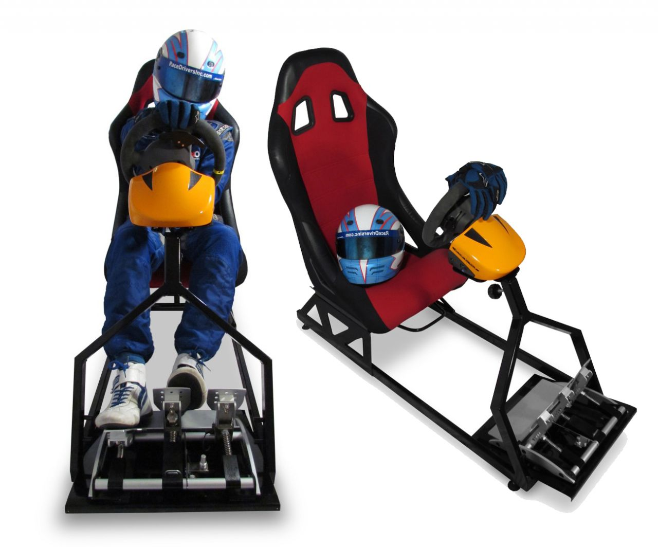 Game racing seats for the ultimate experience - Exo Play to win