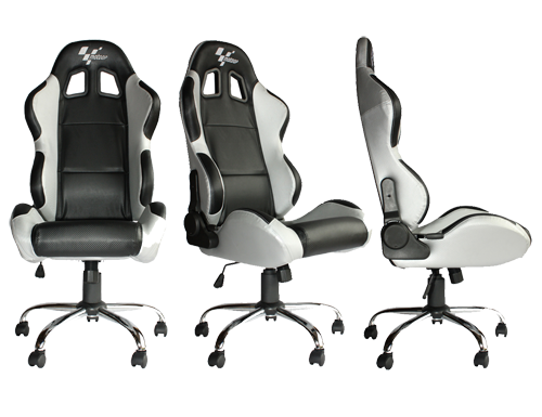 Bike-It Moto GP Racing office chair - Comfortable and Stylish