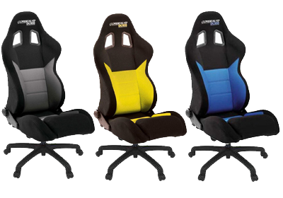 office racing chairs with race car inspiration gsm sport
