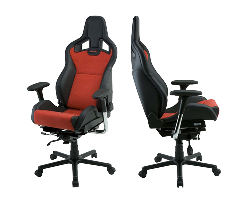 Recaro racing office chair1  sc 1 st  GSM Sport Seats & Recaro Office Racing Chairs - World class racing office chairs - GSM ...