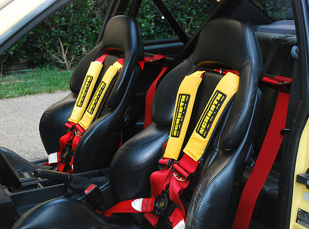 Corbeau, Cobra, Schroth, Sabelt and Sparco harness pads