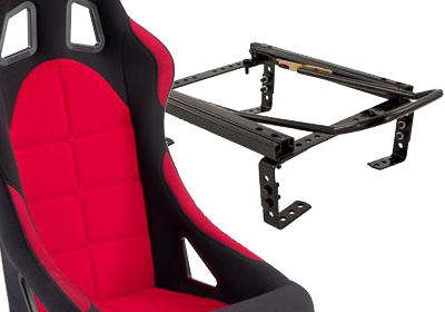 Universal fitment frames from Auto Style, Sparco, Corbeau and Mamba Seats
