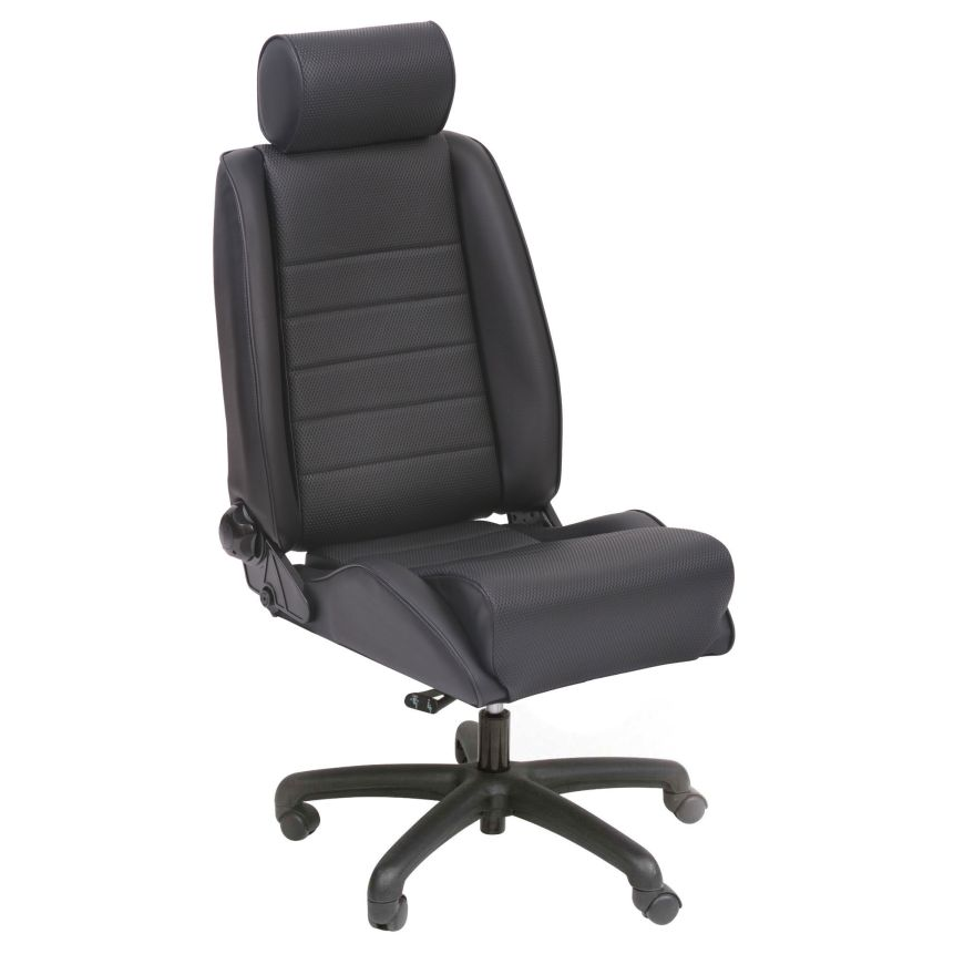 cobra stuttgart reclining office sport seat gsm sport seats. Black Bedroom Furniture Sets. Home Design Ideas