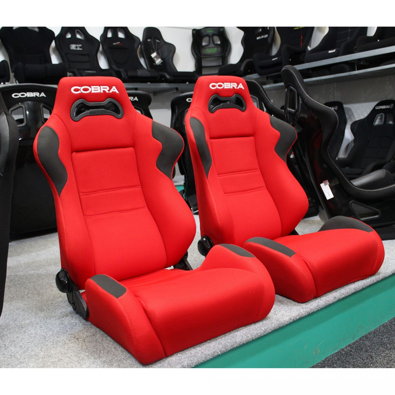 Cobra Sport Car Recliner