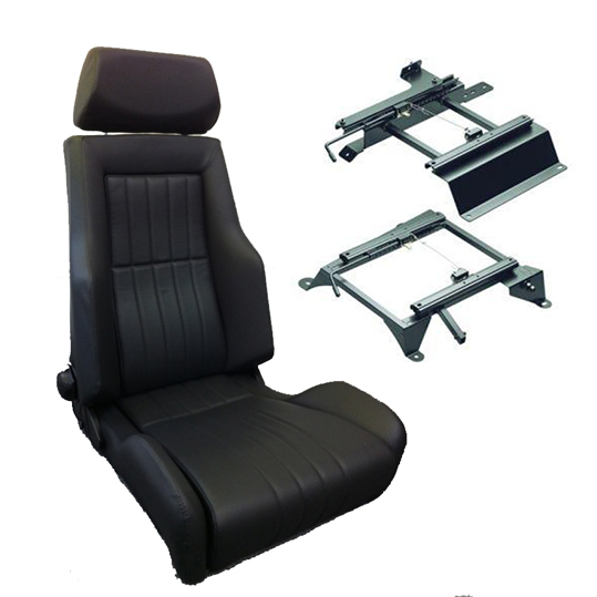 cobra le mans heritage land rover sport reclining seat gsm sport seats. Black Bedroom Furniture Sets. Home Design Ideas