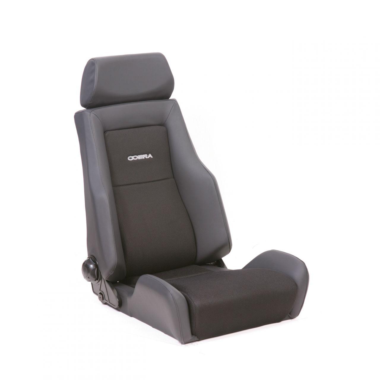 cobra le mans reclining sport seat gsm sport seats. Black Bedroom Furniture Sets. Home Design Ideas