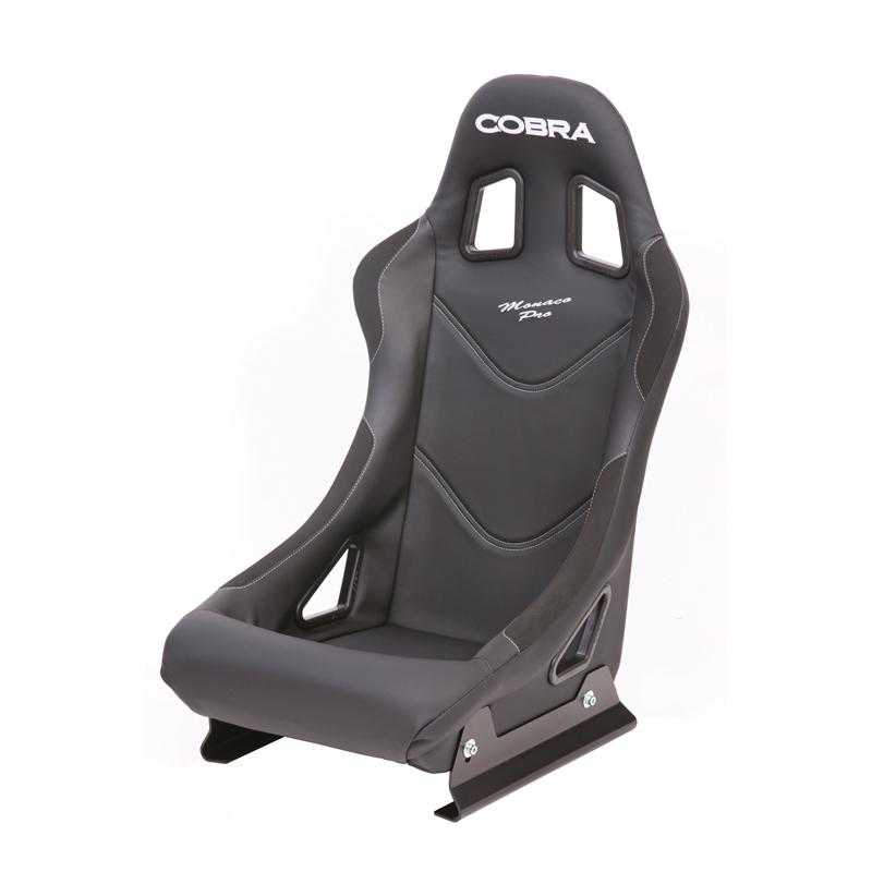Cobra Monaco Pro Vinyl Fia Motorsport Bucket Seat Gsm