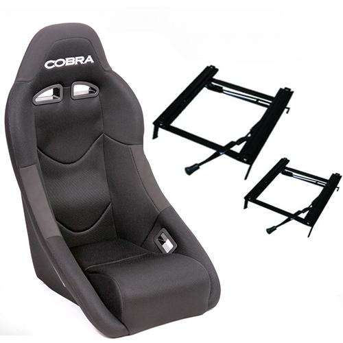 Cobra Clubman Classic Mini Bucket Seat Package Gsm Sport