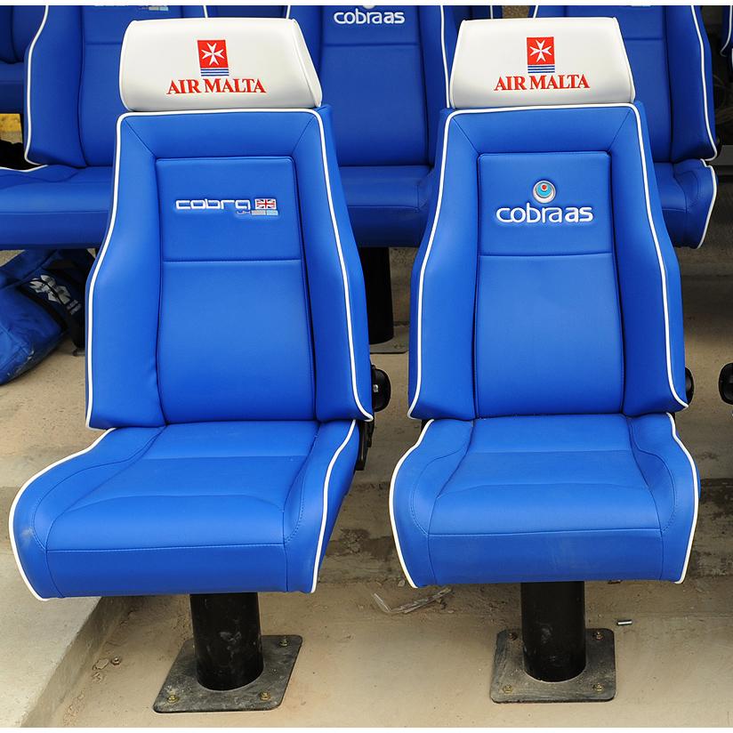 Stadium Seats Product : Cobra stadium seat base fixing stand gsm sport seats