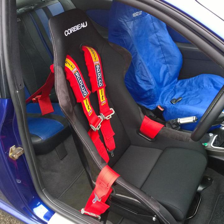 Corbeau Club Sport Bucket Seat Gsm Sport Seats