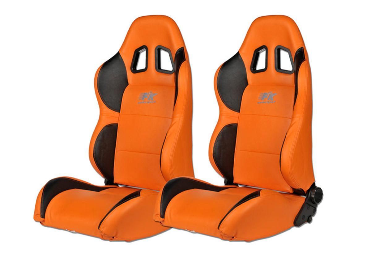 FK Automotive Houston Reclining Sport Seats ...  sc 1 st  GSM Sport Seats & FK Automotive Houston Reclining Sport Seats - GSM Sport Seats islam-shia.org