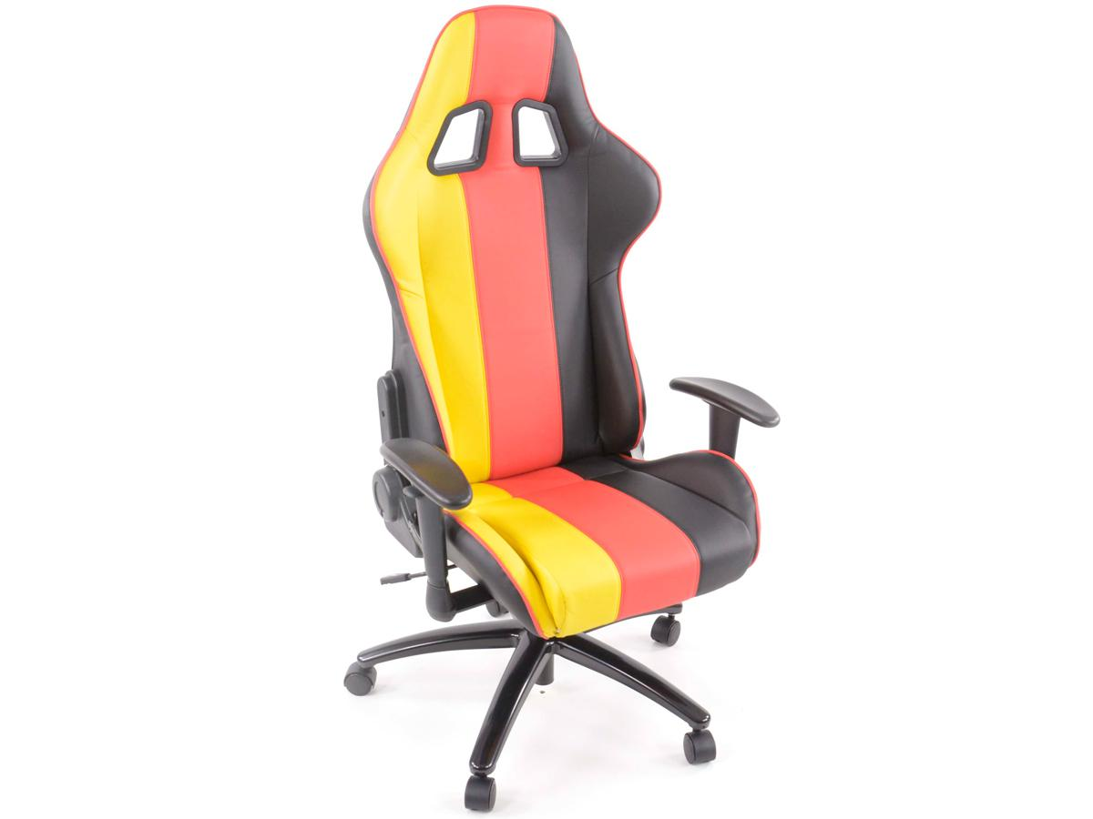 german office chairs. FK Automotive Race Car 13 German Striped Racing Office Chair Chairs