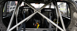 Corbeau, Cobra, Sparco, Schroth racing harnesses