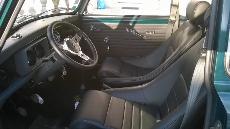 Mr Aries Classic Mini