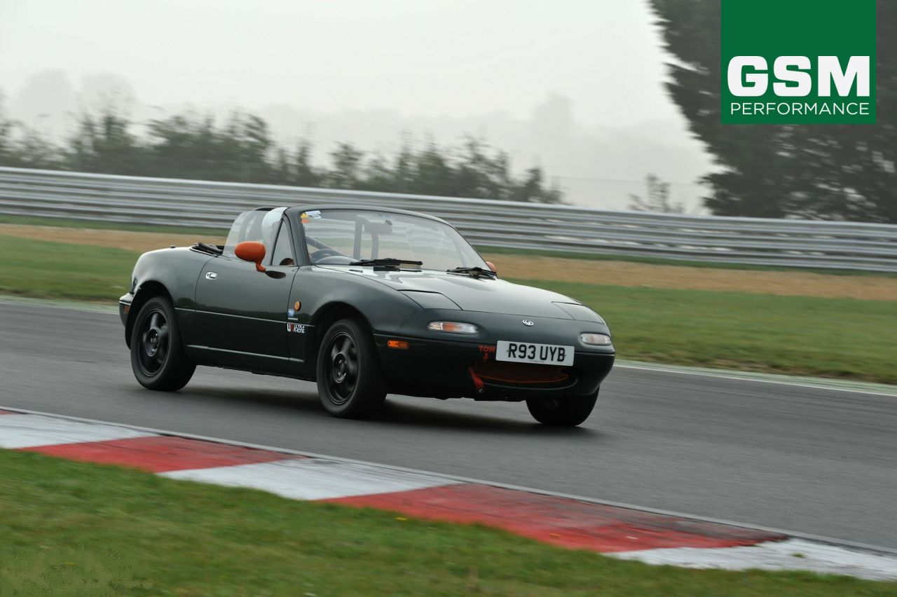 Mr Walling's MX-5