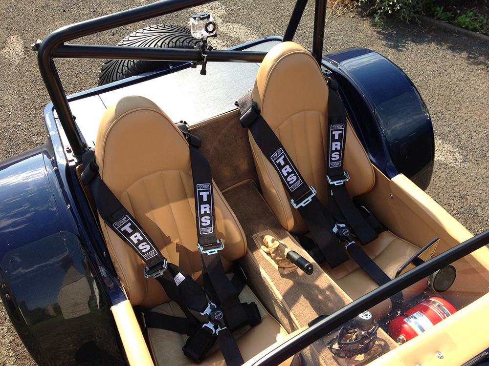 Adjustable Car Driver Seats