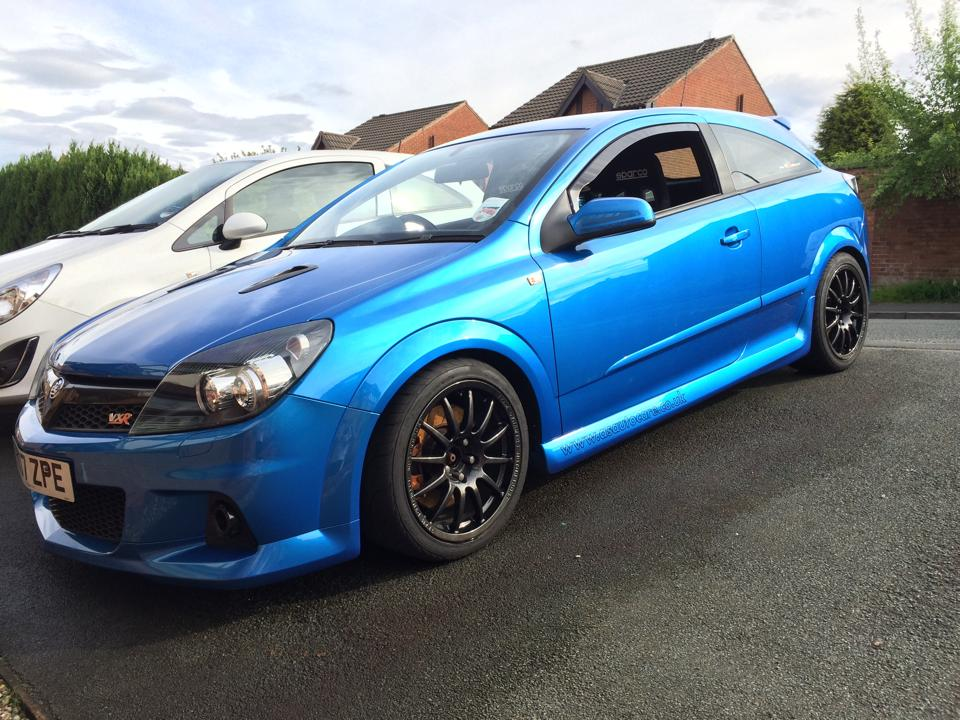 Mr Marsh's Astra VXR