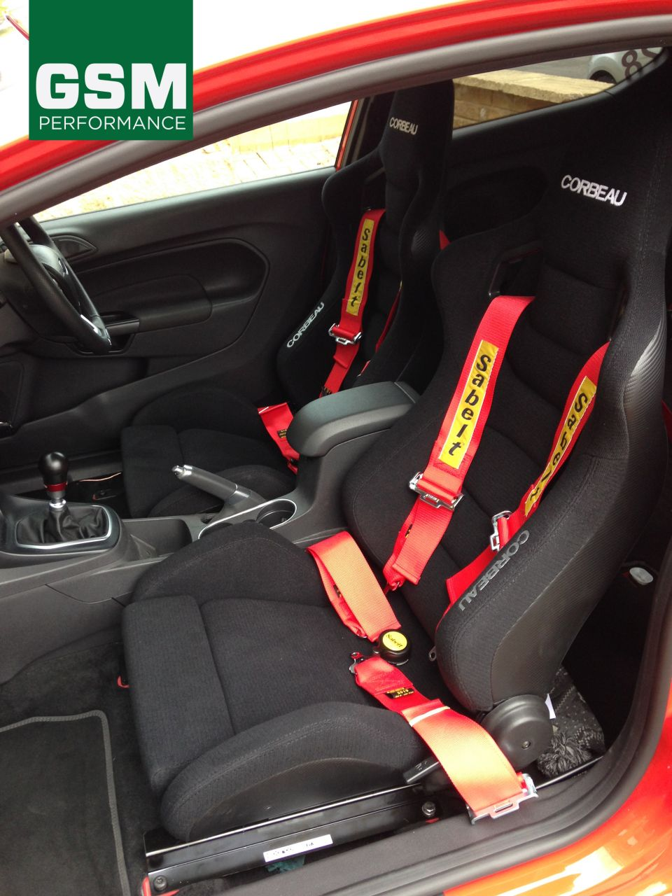 Gsm Sport Seats