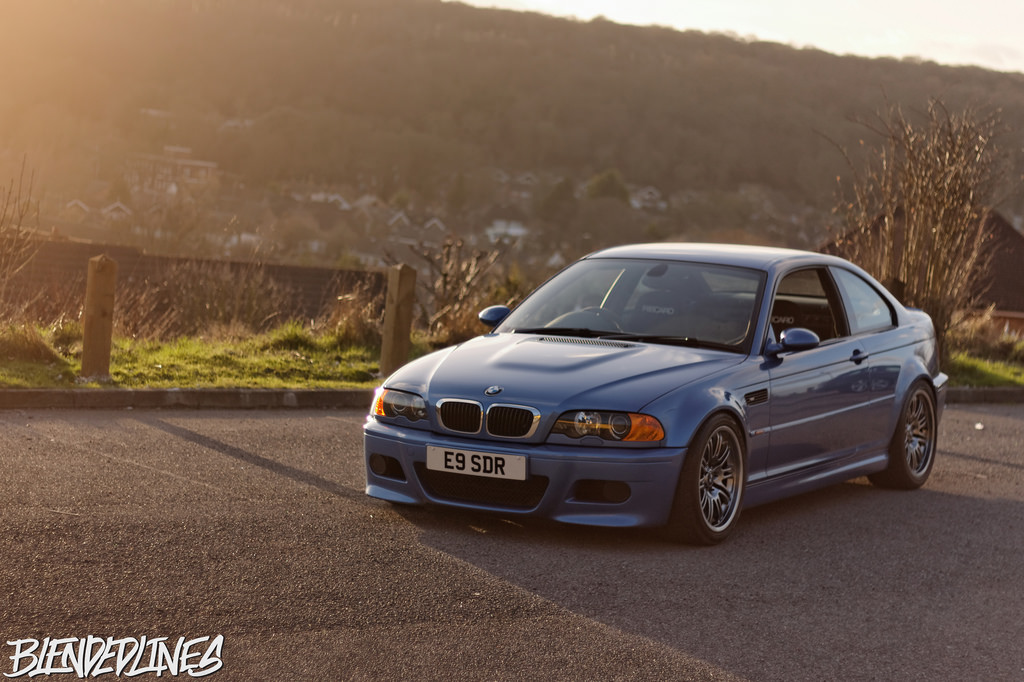 Mr Ratcliffe's BMW E46