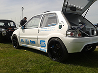 T4 powered Citroen Saxo