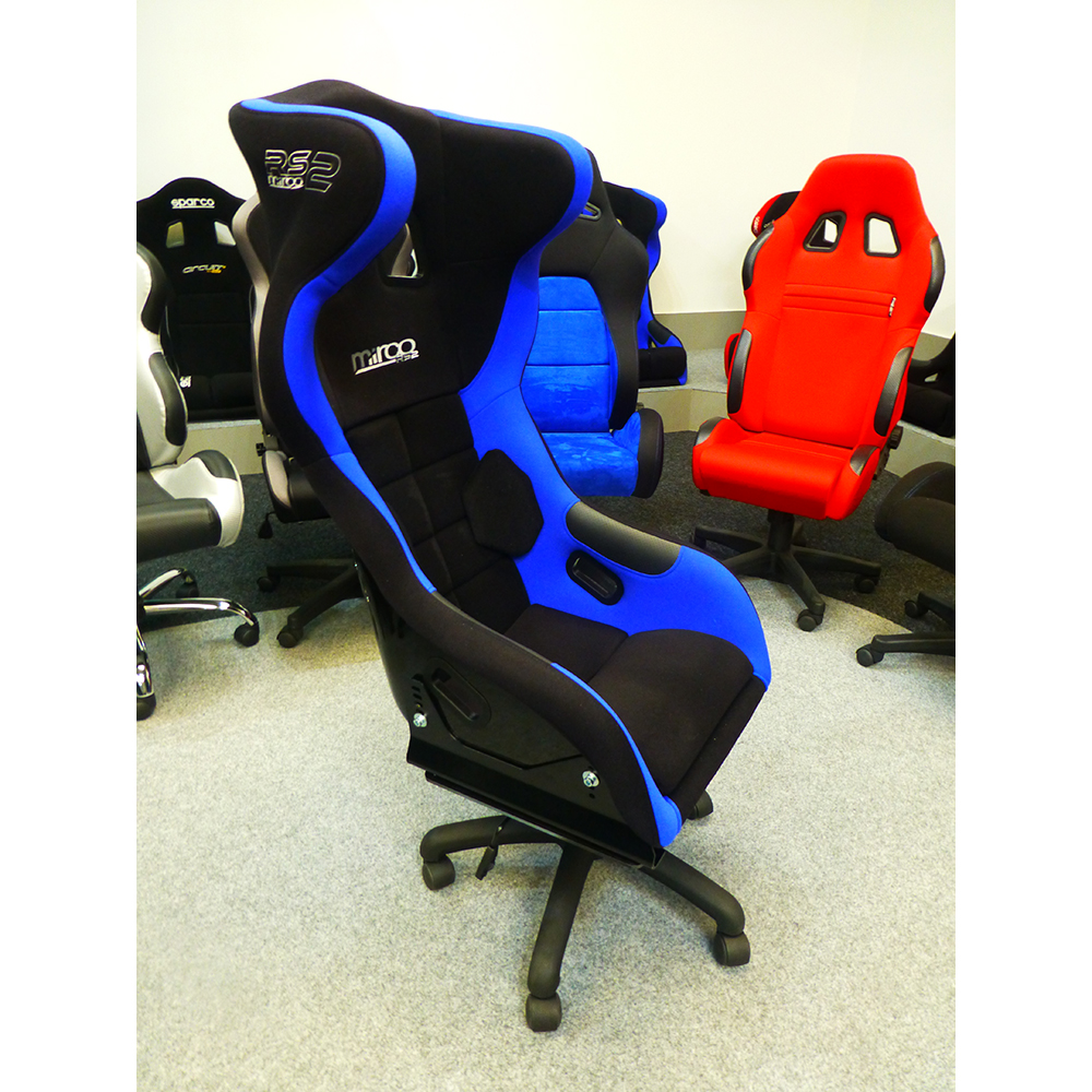 racing seat office chair mirco rs2 office chair and gaming seat gsm sport 29623