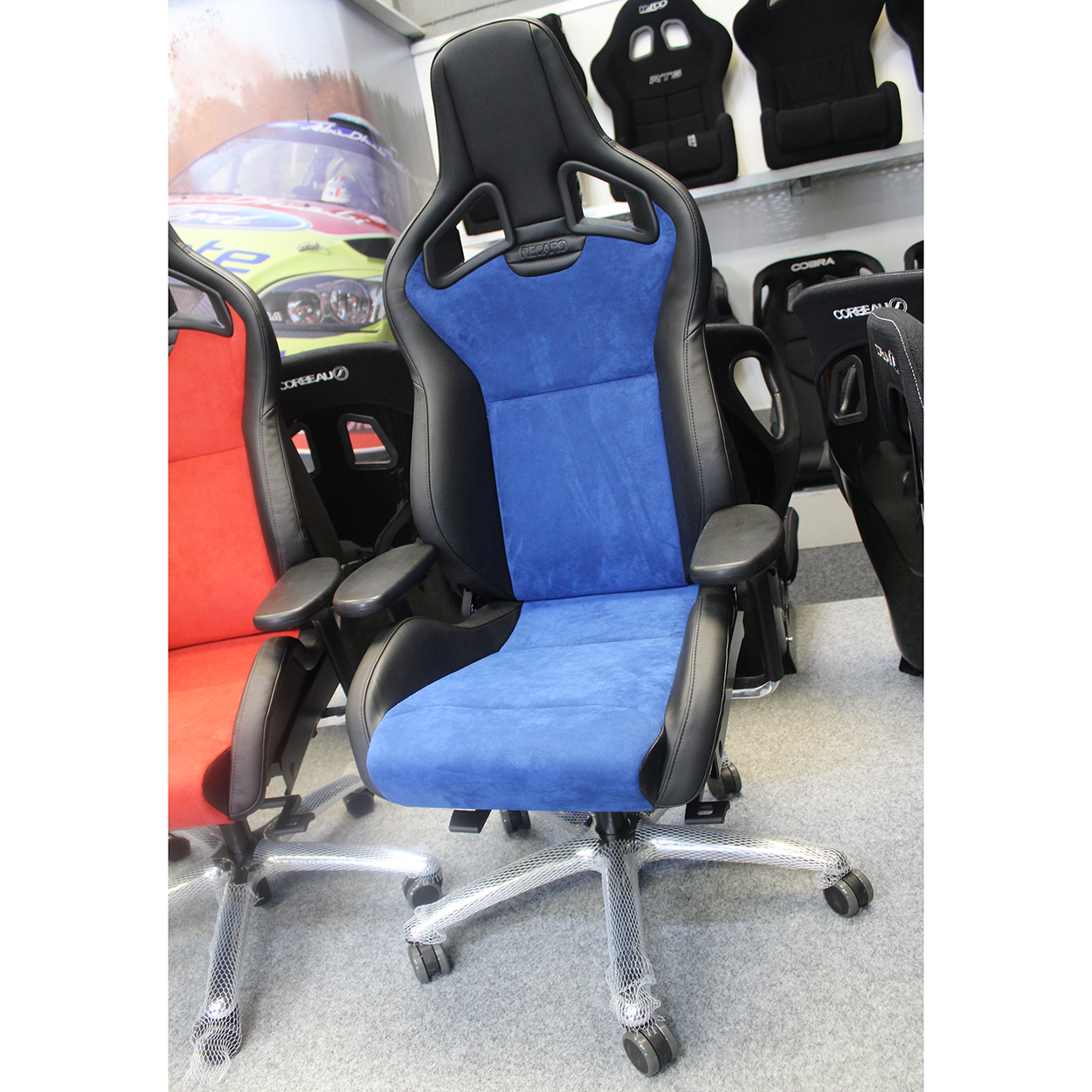 ... Recaro Sportster CS Office Sport Seat ...