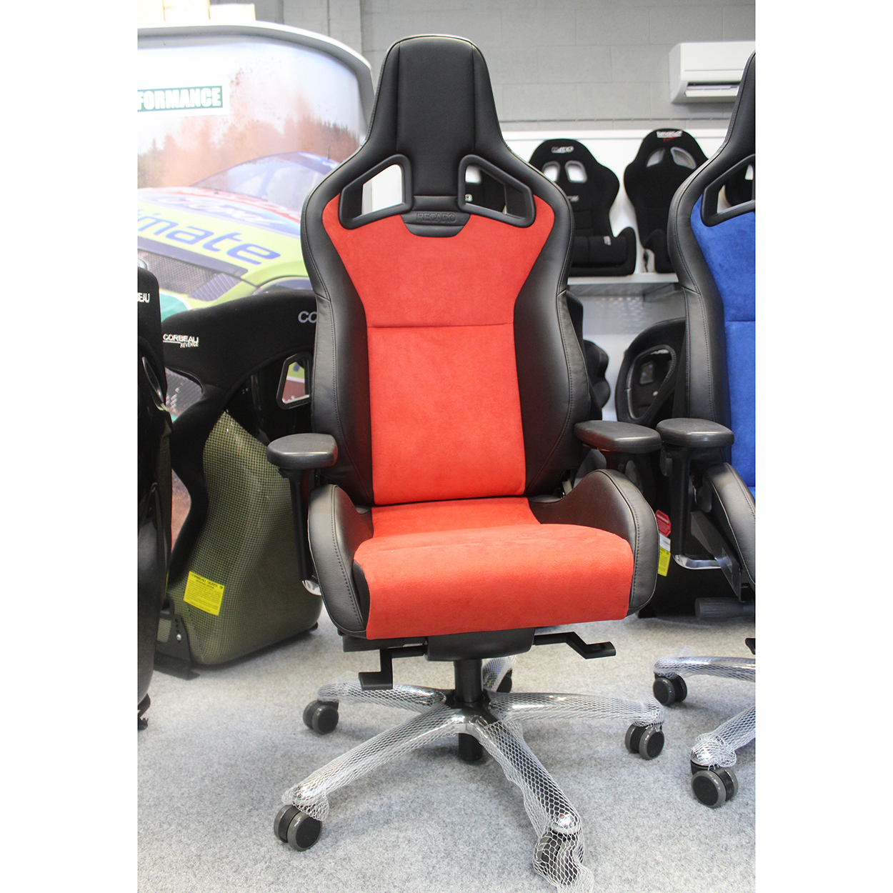 Car Seats As Office Chair