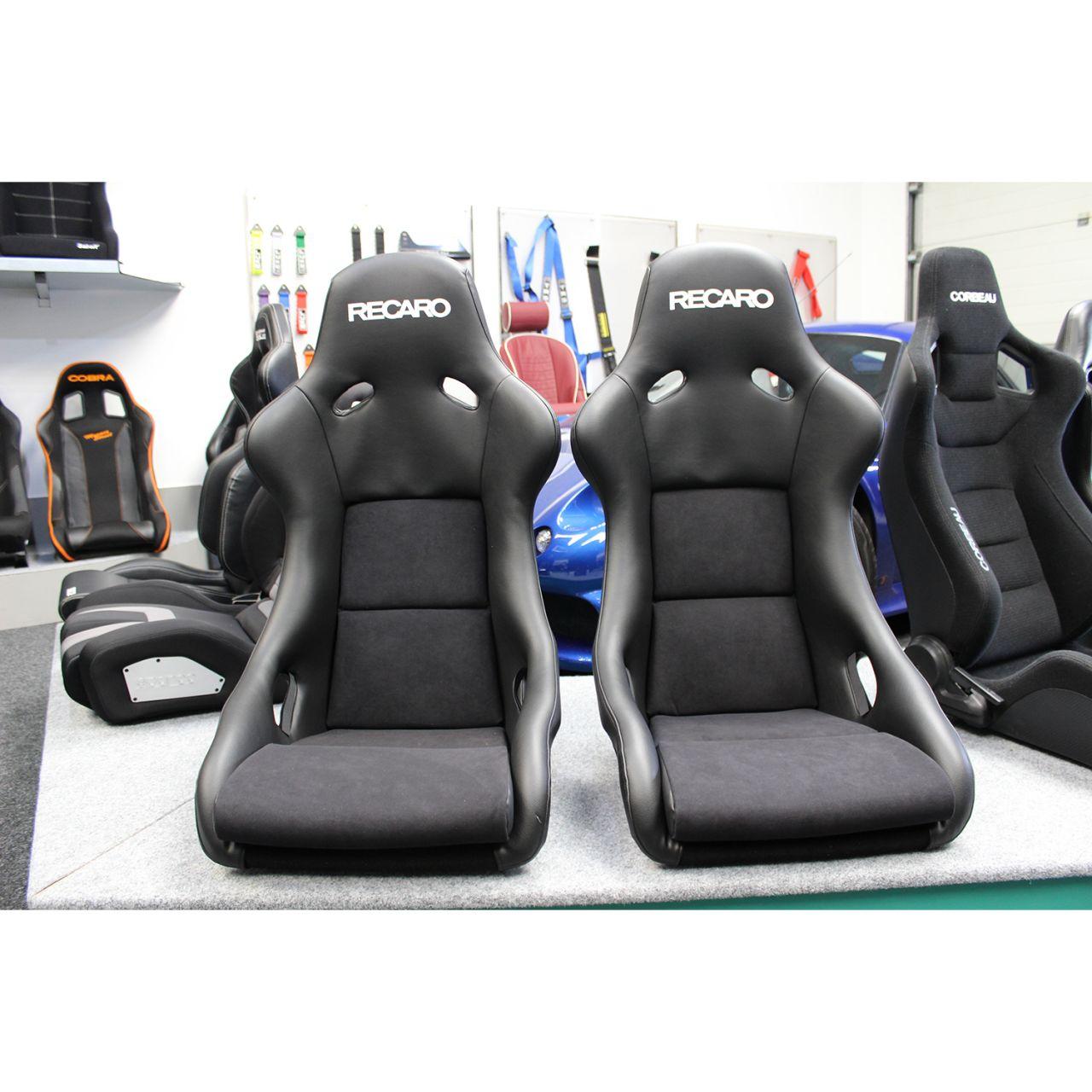 Recaro Seats Pole Position With Abe Bucket Seat Gsm