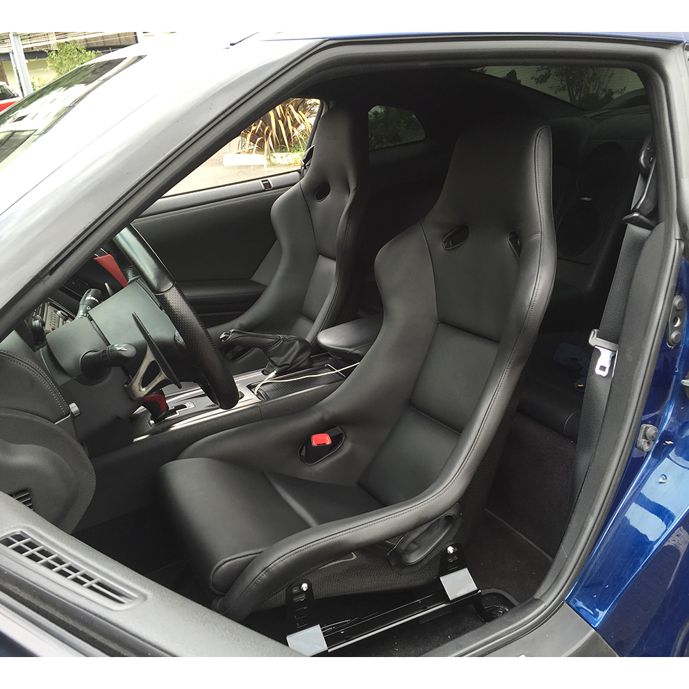 Recaro Pole Position Carbon With Abe Bucket Seat Gsm