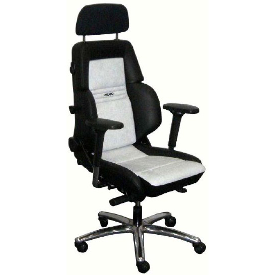 Recaro Office Expert S Office Sport Seat GSM Sport Seats - Recaro desk chair
