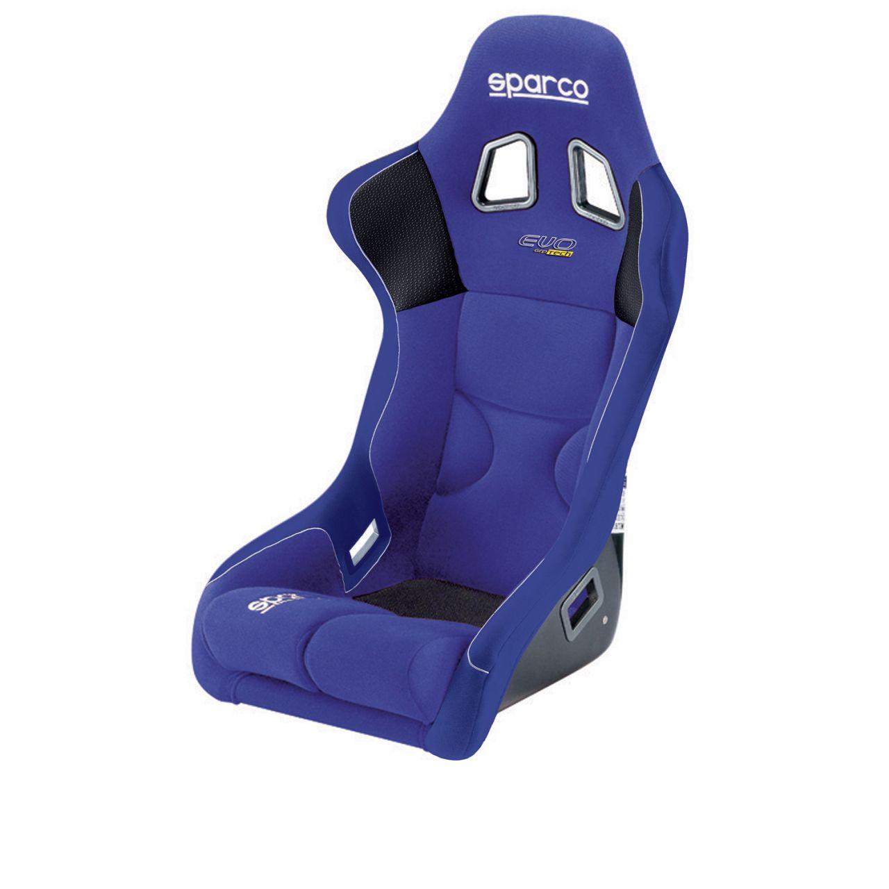 Sparco Evo Fia Motorsport Bucket Seat Gsm Sport Seats