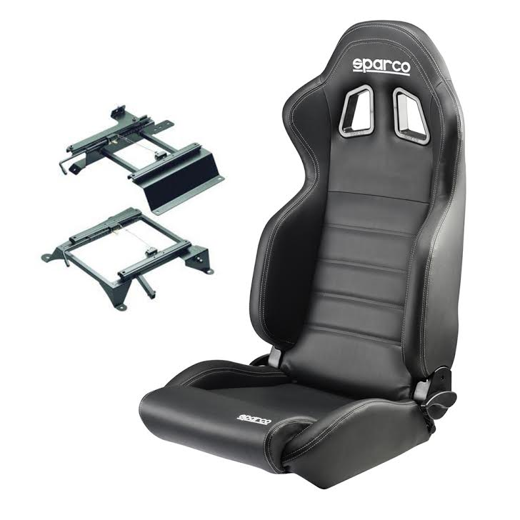 Sparco R100 Vinyl Land Rover Defender Seat Gsm Sport Seats