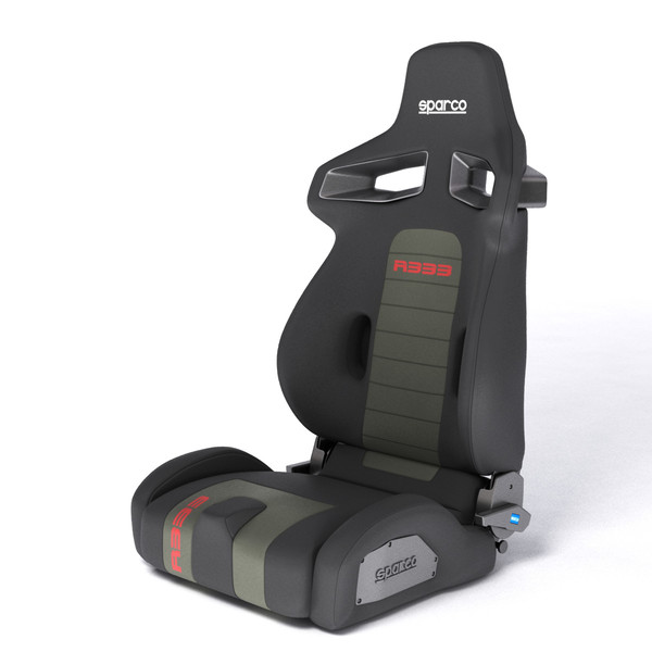 ... Sparco R333 Reclining Sport Seat ...  sc 1 st  GSM Sport Seats : reclining sport seats - islam-shia.org