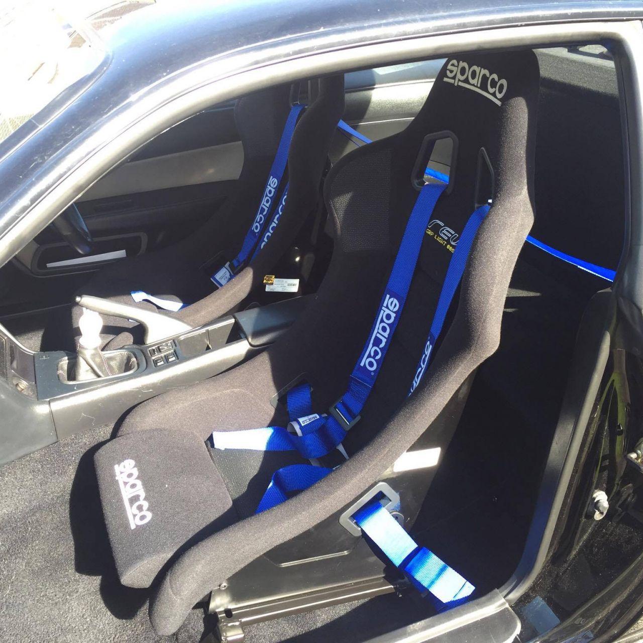 Sparco Rev Fia Motorsport Bucket Seat Gsm Sport Seats