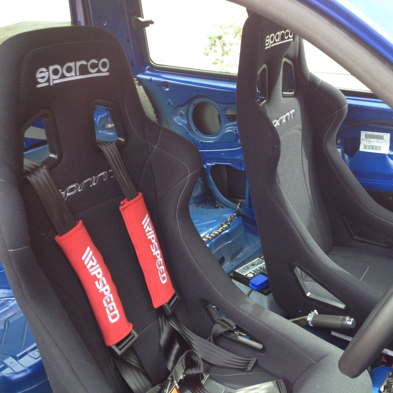 Sparco Sprint Volkswagen Polo MkI Package