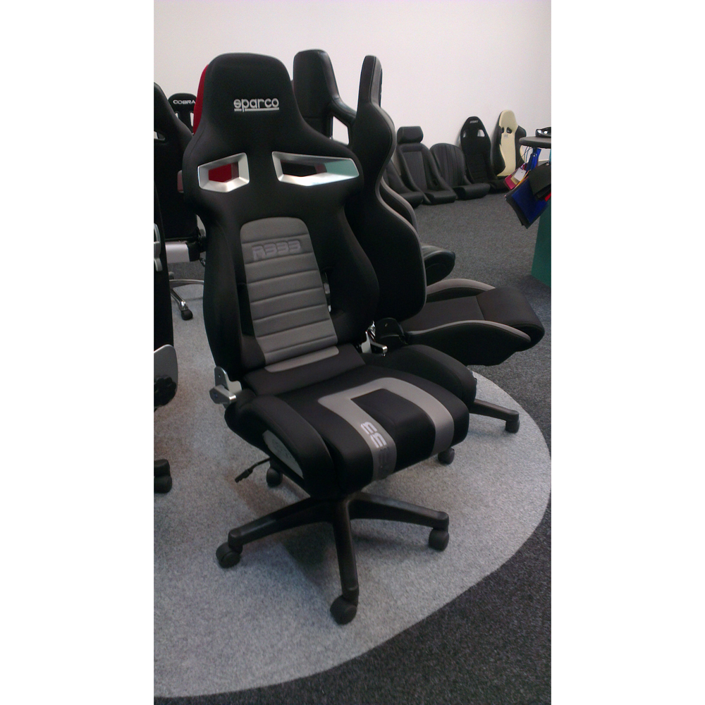 Sparco R333 Office Sport Seat Gsm Sport Seats