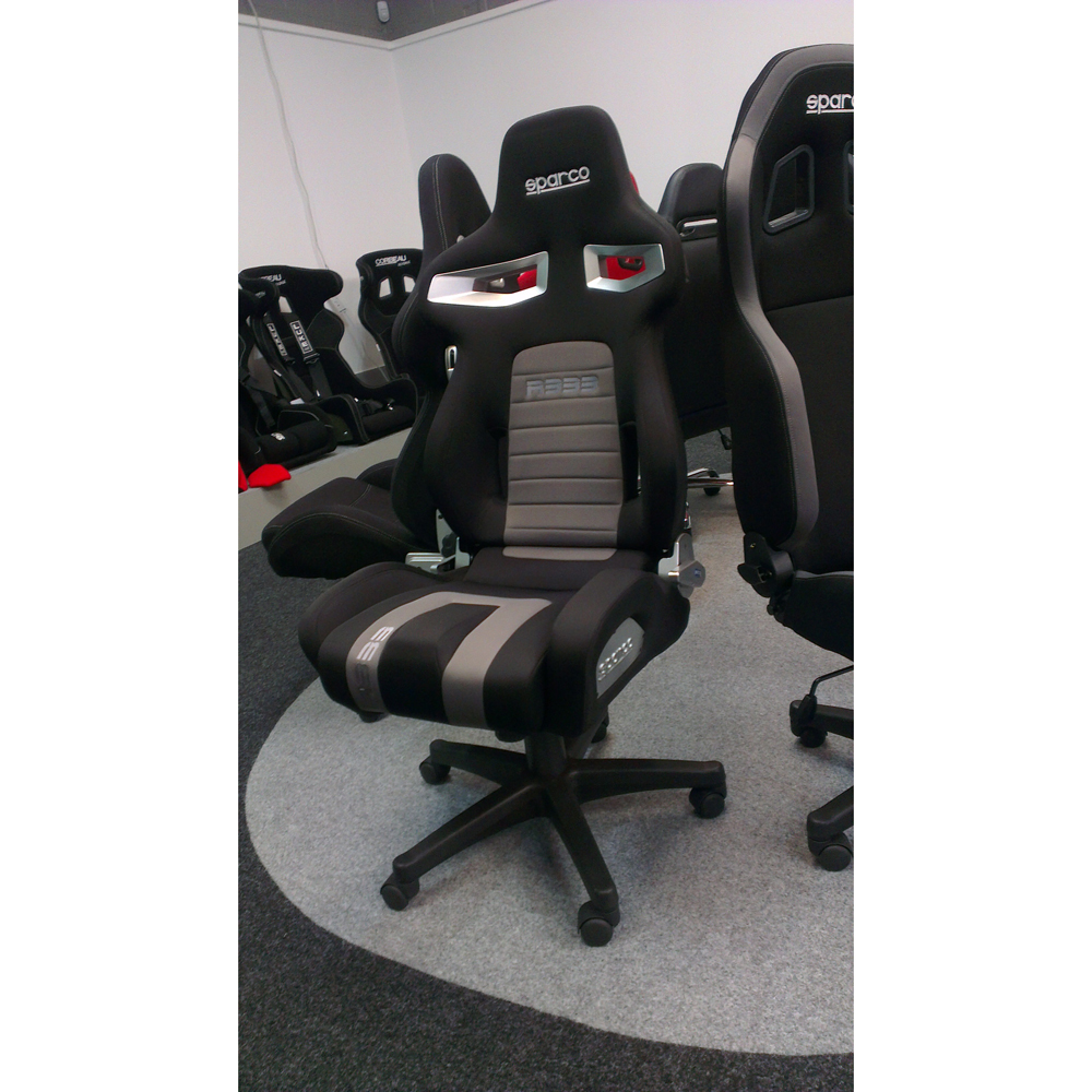 racing seat office chair sparco r333 office sport seat gsm sport seats 29623