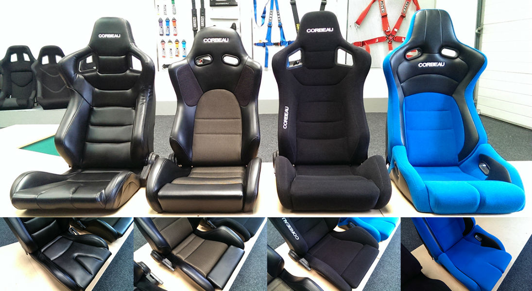 Corbeau Sportline Seat Guide Enclosed Skyline Owners Forum