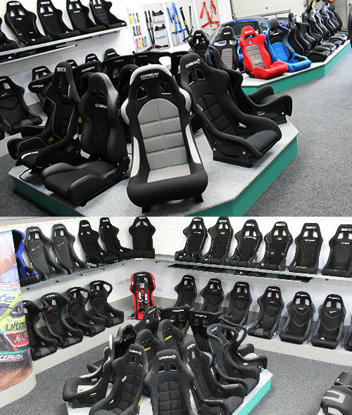 About Us - GSM Sport Seats retailers of Motorsport seats, harness belts and more